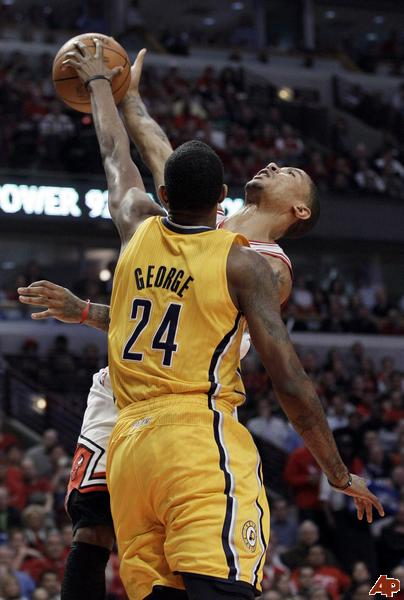 416e5f73056 Although seeing Derrick Rose twice before anyone else gets to even once is  also nice. I hope Paul George feels the same.